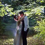 Manon & Gethin Woodland Photo